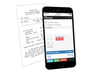 Receipt | Web-Based Expense Tracking